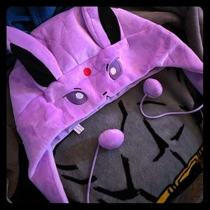 Pokémon Espeon Winter Hat